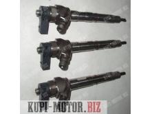 Б/У Топливная форсунка 04L130277K, B445161455  VW Golf, Audi A3, Seat Leon 2.0 TDI