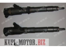Б/У Топливная форсунка 0445110435, 504386427  Fiat Ducato III, Iveco Daily  2.3 HPI, JTD