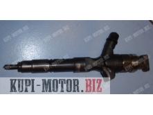 Б/У Топливная форсунка двигателя 2367030380, 2950500070 Toyota Dyna 3.0 D4D