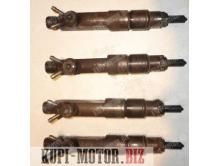 Б/У Топливная форсунка двигателя 074130201C,  074130201CX, 0432193824  Volkswagen T4,  Volvo  850,  Volvo V70  2.5 TDI