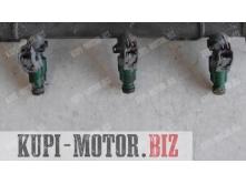 Б/У Топливная форсунка двигателя  3531037150, 9260930004  Hyundai Coupe 2.7 V6