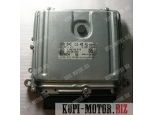 Б/У Блок управления двигателем A6421504941, 0281016102 Mercedes