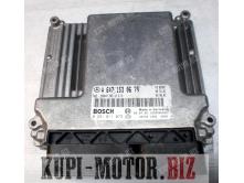 Б/У Блок управления двигателем A6471530679,  0281011073 Mercedes 2.7 CDI