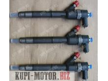 Б/У Топливная форсунка 338002A800, 0445110411  Kia Sportage, Hyundai IX35 / IX-35  1.7 CRDI