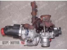 Б/У (Турбокомпрессор) 53040143,  50199595 00566 Турбина Volkswagen Crafter 2.0 TDI