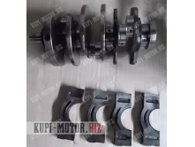 Б/У Коленчатый вал (Коленвал) BDG Volkswagen, Audi A4, Audi A6 2.5 TDI