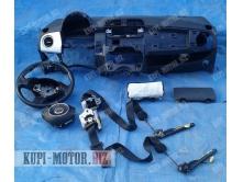 Б/У Комплект системы безопасности  Airbag (подушка безопасности) Fiat 500, Fiat 500 Cabrio, Fiat 500 Abarth