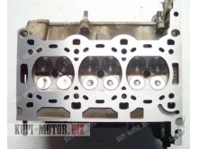 Б/У  Головка блока цилиндров двигателя ( Гбц ) X10XE, Z10XE, 1606463  Opel Corsa, Opel Agila 1.0i