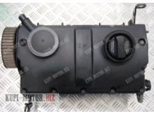 Б/У Головка блока цилиндров (Гбц) 038105266AB  Audi A4 B5,  Volkswagen Passat, Skoda Super B  1.9 TDI