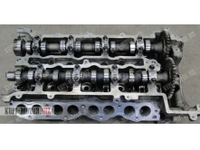 Б/У Гбц A6680160801 Головка блока цилиндров двигателя Mercedes A-Klasse  W168 1.7 D