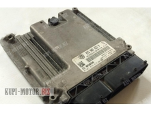 Б/У Блок управления двигателем (БУД) 76906022P / 0281016819 Volkswagen Crafter 2.5 TDI