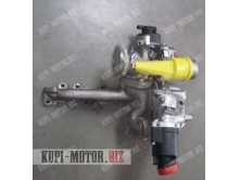 Б/У Турбокомпрессор (турбина) 03L145715M Volkswagen Amarok 2.0 Bi Turbo