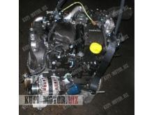 Б/У Двигатель (ДВС) K9KA636 Nissan Qashqai 2, Renault Scenic 3, Renault Megane 3,  Renault Clio 4  1.5 DCI