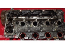 Б/У Головка блока цилиндров двигателя (Гбц ) RHR Peugeot 407 2.0 HDI