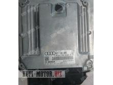 Б/У  Блок управления двигателем  4L0910409, 4L0 910 409   Audi Q7 4.2 TDI