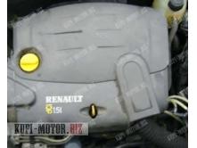 Б/У Двигатель (ДВС) K9K 722, K9K722  Nissan Almera, Renault Megane, Renault Scenic, Nissan Kubistar 1.5 DCI