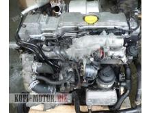 Б/У Двигатель (ДВС) Y 22 DTR, Y22DTR Opel Astra, Opel Vectra, Opel Zafira, Opel Signum  2.2 DTi