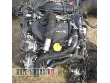 Б/У Двигатель (ДВС) K9KC400 Nissan NV20 1.5 DCI