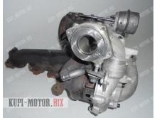 Б/У Турбокомпрессор (турбина) 03L145873C Volkswagen Amarok 2.0 BiTurbo