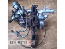Б/У Турбокомпрессор (турбина) CFC VW T5, VW T6, VW Crafter, VW Amarok 2.0 TDI