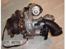 Б/У Турбокомпрессор (турбина) 06K145702E Volkswagen Golf 7, Audi A3, Skoda Octavia  2.0 TFSI CHH