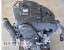 Б/У Двигатель (двс) AWX  Audi A6, Skoda Octavia, Volkswagen Passat 1.9 TDI