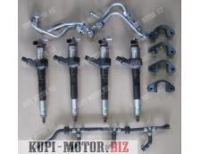Б/У Топливная форсунка двигателя R2AA13H50, 13H50R2AA, R2AA-13H50  Mazda 3,  Mazda 6, Mazda CX7,  Mazda MZR-CD 2.2 D