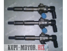 Б/У Топливная форсунка двигателя  7T1Q9F593AB, 5WS40250 Ford Mondeo, Ford C-MAX, Ford Tourneo, Ford Connect 1.8, 2.0  TDCI