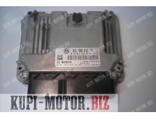 Б/У Блок управления  двигателем  03L906018PG  Volkswagen Caddy 2.0 TDI