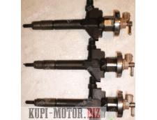 Б/У Топливная форсунка двигателя 13H50, 0950005031,13H505031 Mazda 6, Mazda MPV  2.0 CITD