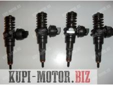 Б/У Топливная форсунка двигателя 038130073AJ, 038130079C, 038130073P Volkswagen Passat,  Audi,  Skoda  1.9 TDi