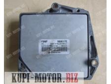 Б/У Блок управления двигателем  55561172 DJ  Opel Zafira, Opel Astra H 1.6