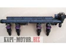 Б/У Топливная форсунка двигателя 7700109066, 7700108667 Renault Clio 2, Renault Twingo  1.2