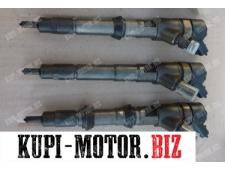 Б/У Топливная форсунка 71724125, 0986435165 Iveco Daily, Fiat Ducato  2.3 JTD  Multijet