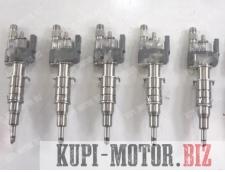 Б/У Топливная форсунка двигателя  10181010, 7589048 BMW E81, BMW E91, BMW E87, BMW E60, BMW E61, BMW E90, BMW E91 3.0l