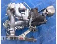Б/У Турбокомпрессор (турбина)  Mercedes Sprinter W906 220 CDI