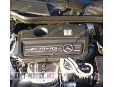 Б/У Двс 133.980,133980 Мотор Mercedes-Benz W176 CLA GLA
