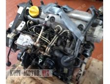 Б/У Двигатель (ДВС)  F9QA734, F9Q-A734  Renault Megane 1.9 DTi