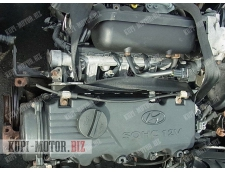 Б/У Двигатель (ДВС) G4EB Hyundai Accent 1.5
