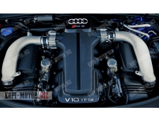 Б/У Двигатель BUH Audi RS6 5.0 TFSI