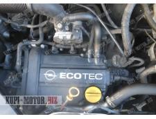 Б/У Двигатель (ДВС)  Z10XE Opel Corsa C, Opel  Agila A 1.0l