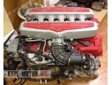 Б/У Двигатель Ferrari 599 6.0 V12