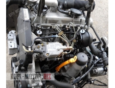 Б/У Двигатель (ДВС) ASV  Volkswagen Golf, Skoda Octavia  1.9 TDI