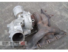 Б/У Турбокомпрессор (турбина) K03-53039700087 Audi A4, Audi A6 2.0