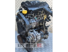 Б/У Двигатель (ДВС) K9K 702, K9K702 Renault Clio, Renault Kangoo, Renault Thalia 1.5 DCI
