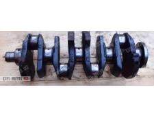Б/У Коленчатый вал F8QT Колен вал  D4192T  Mitsubishi Carisma, Renault Laguna, Volvo S40  1.9 TD