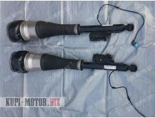Б/У Амортизатор пневматический A2223200313, A2223200413 Mercedes-Benz S500 W222 4Matic