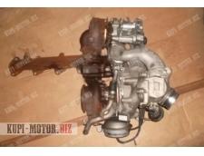 Б/У Турбокомпрессор (турбина) 7808165, 7808166 BMW X6 / X5 / E70 4.0 D