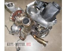 Б/У Турбокомпрессор 059145061H, 059145653H, 059145654H турбина Audi A6 4G C7 3.0 TDI