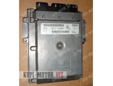 760 Б/У Блок управления двигателем ( БУД ) 6C1112A650AL Ford Transit 2.4 TDCI / JXFA
